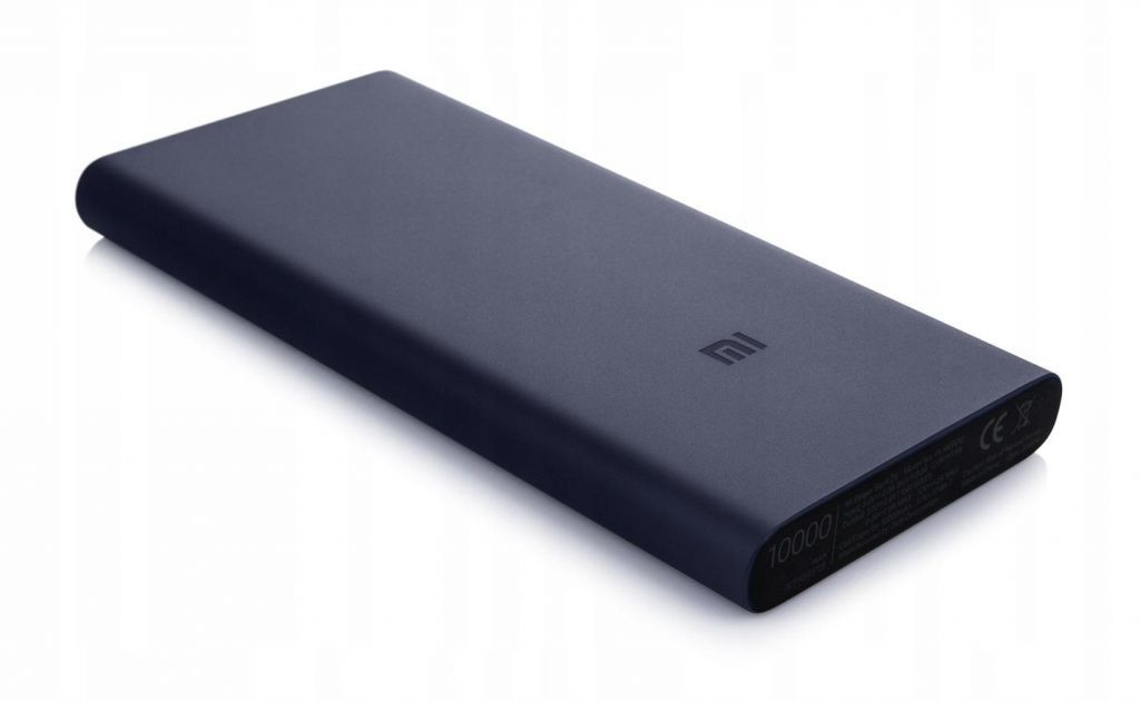 Внешний аккумулятор Xiaomi Mi Power Bank 2S 10000mAh Black (PLM09ZM)