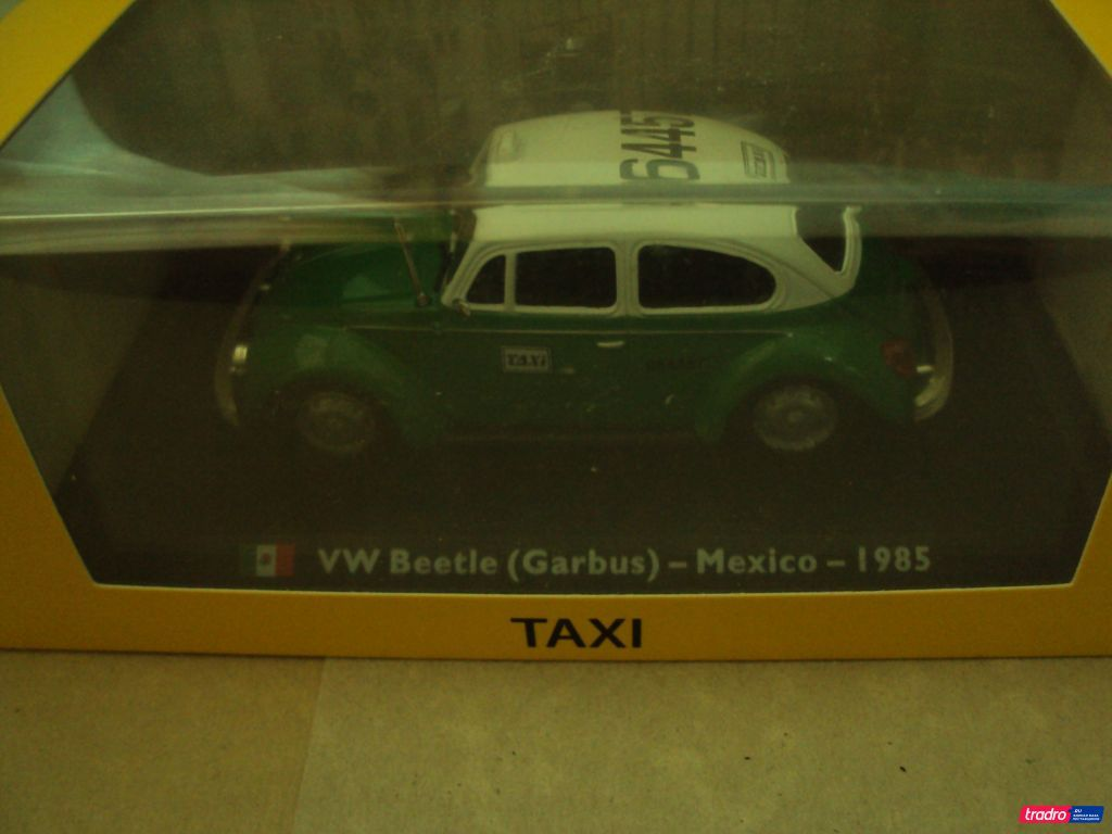 Автомобиль WW Beetle Garbus -Mexico 1985