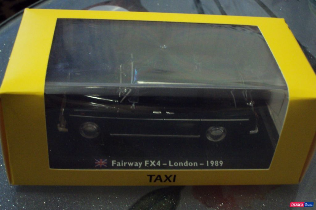 Автомобиль Fairway FX4 LONDON 1989