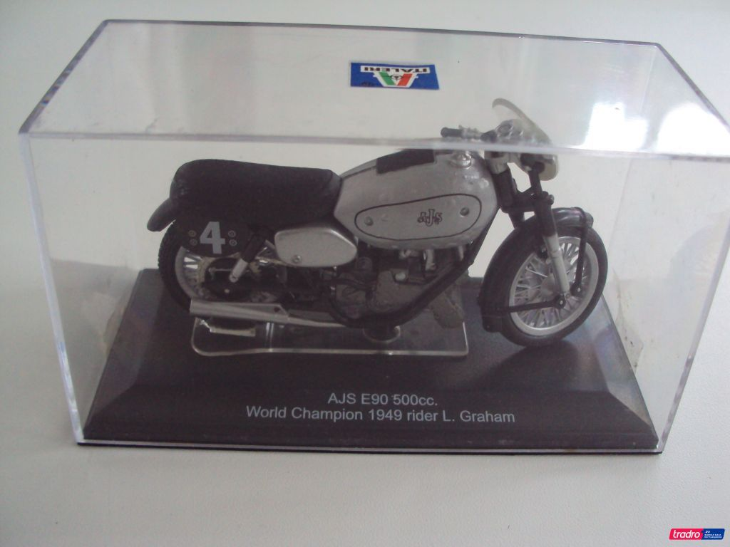 Мотоцикл E90 500cc World Champion 1949