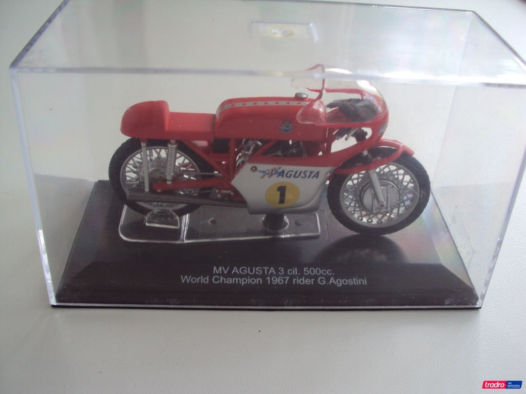 Мотоцикл AGUSTA 3500cc World Champion 1967