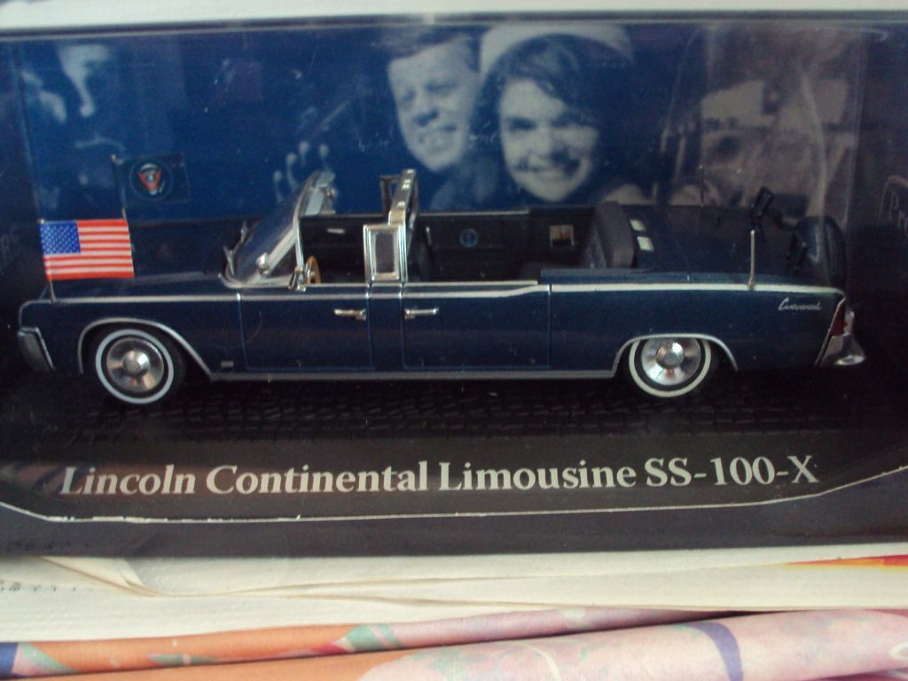 Lincoln Continental Limousine SS-100-X